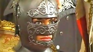 Lady in the iron mask with stunning pornstar Anita Blonde (1998)