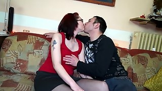 Tall busty hooker with big natural boobs gives her head and gets nailed