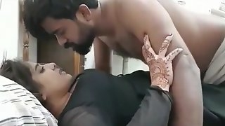 Married cheating wife having pleasure with driver