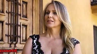 Julia Ann - Large-Bosomed Blondie Mature