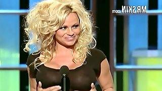Naked sex bomb Pamela Anderson compilation video